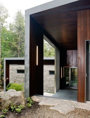 accès entrée - Cedrus par Boom Town - Harrington, Canada