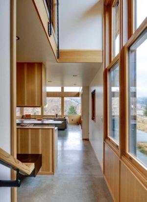 accès entrée - Nahahum Canyon House par Balance Associates - Nahahum Canyon, Usa