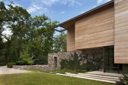 accès entrée - SC Modern I par SBCH Architects - Bray's Island, Sheldon, Usa