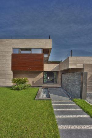 accès entrée - Touristic Villa 'S, M, L' par studio SYNTHESIS - Tivat, Montenegro