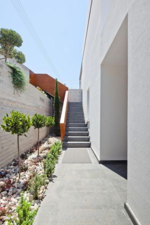 accès entrée escalier - Prodromos and Desi Residence par VARDAstudio - Paphos, Chypre