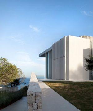 accès mer - Sardinera House par Ramon Esteve Estudio - Valencian Community, Espagne