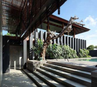 accès piscine - Villa Pecatu par Wahana Cipta Selaras - Pecatu, Indonésie