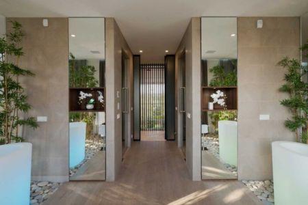 accès salle de bains - Villa Agalarov par SL Project - près de Moscou, Russie