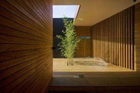 accès terrasse - Narrabeen House par Chrofi - Narrabeen, Australie