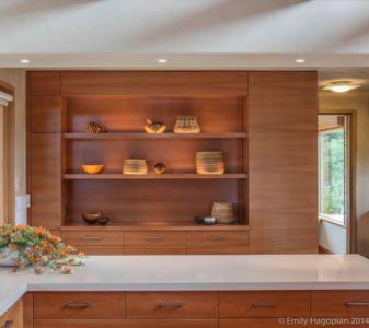 cuisine - Farm-House par William McDonough + Partners - Californie, USA