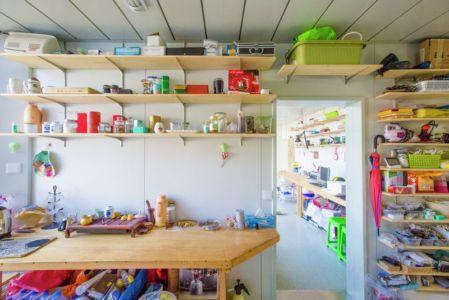 aménagements cuisine - Lettuce-House par He Ding - Beijing, Chine