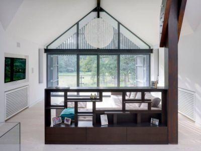rangements salon - German-Country-House par Reichel Architectes - Allemagne