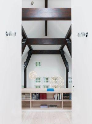 rangements second étage - German-Country-House par Reichel Architectes - Allemagne