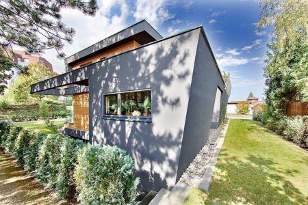 arrière - House W par Studio Prototype - Duiven, Pays-Bas