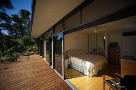 autre chambre - Porotu Bach par studio MWA - Miritu Bay, New Zealand