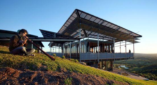 autre vue côté - Cooroy Studio par  JMA Architects - Cooroy, Australie
