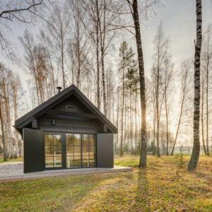 bâtiment annexe - Ranch par Aketuri Architekai - Lituanie