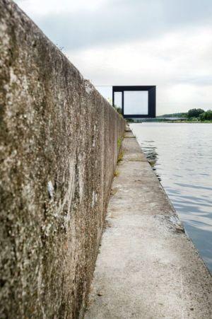 baie fleuve - Zero-Energy par Skilpod - Belgique