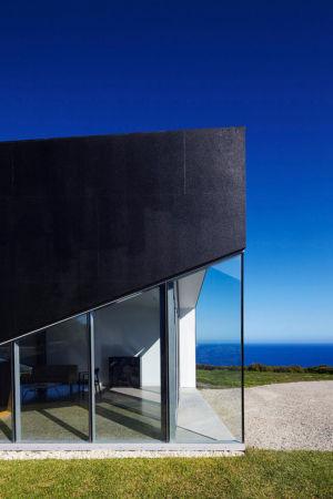 baie vitrée - Scape House par Andrew Simpson Architects - Victoria, Australie