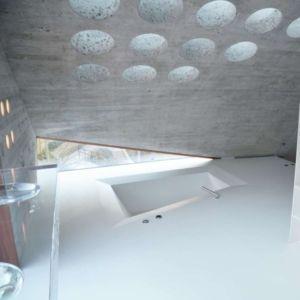 baignoire - House H36 par MBA-S architecture - Stuttgart, Allemagne