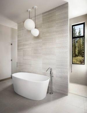 baignoire design - butterfly-house par Sagemodern - Californie, USA