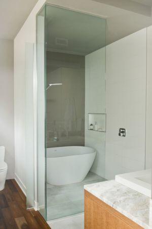 baignoire salle de bains - Cedrus par Boom Town - Harrington, Canada