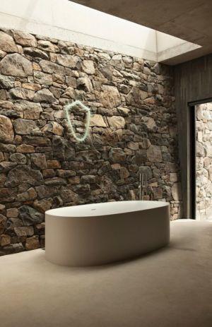 baignoire salle de bains - fascinating-nature-house par Pattersons - Nouvelle-Zélande