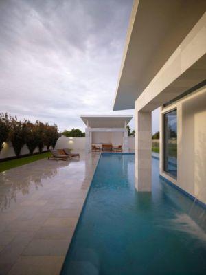 bains de soleil & piscine - Piccoli Residence par  Casalgrande Padana Spa - Indiana, USA