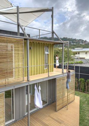 balcon - Casa incubo par Maria Jose Trejos- Costa Rica