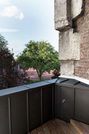 balcon - Saganaki House par BUMParchitectes, France