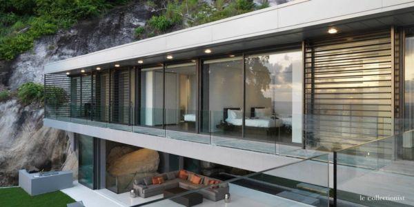 balcon étage - Villa Kamala-Phuket, Thaïlande