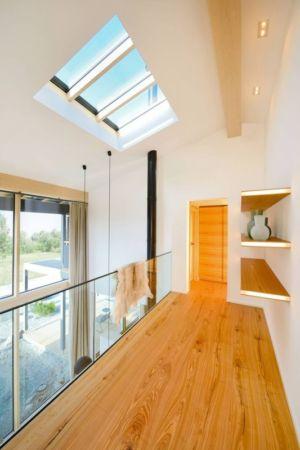 balcon intérieur étage - alpine-residence par Bau-Fritz - Munich, Allemagne