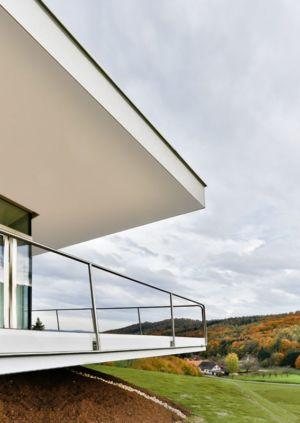 balcon & vue panoramique paysage - Villas-2B par Love Architecture - Graz, Autriche