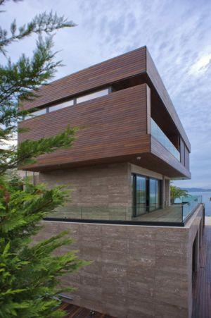 balcons - Touristic Villa 'S, M, L' par studio SYNTHESIS - Tivat, Montenegro