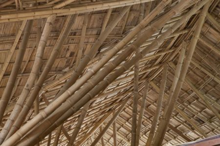 bambou toiture - Trika-Villa par Chiangmai Life Construction - Chiang Mai, Thaïlande