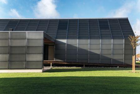 bardage - La Casa de Libre Mantenimiento par Arkitema Architects  - Danemark