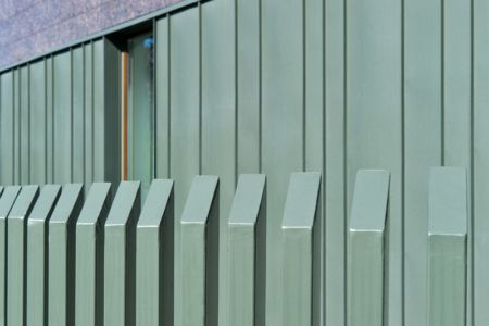 bardage - Modern Family House par 4PLIUS Architects - Vilnius, Lituanie