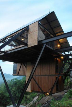 base colline - bungalow par narein-perera - Matugama, Sri Lanka