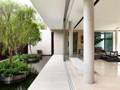 bassin - 59BTP House par ONG&ONG - Singapour