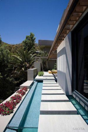 bassin - Kloof 151 par SAOTA - Clifton, Afrique du Sud