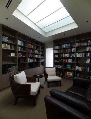 bibliothèque - Piccoli Residence par  Casalgrande Padana Spa - Indiana, USA