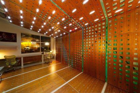 boutique  - Flute house par The Think Shop Architects - Royal Oak , Usa