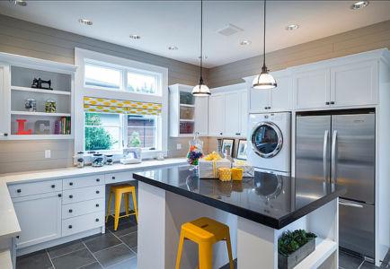 buanderie - Maison typique par TTM Development company - Portland, Usa