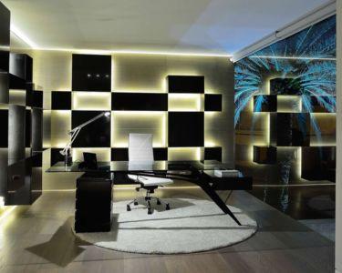 bureau - JRB House par Reims Arquitectura - Santa Domingo, Mexique