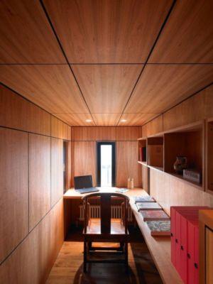 bureau - White-House par WT-Architecture - Grishipoll, Ecosse