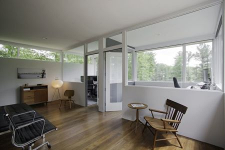bureau - Clark Court par In Situ studio - Raleigh, USA