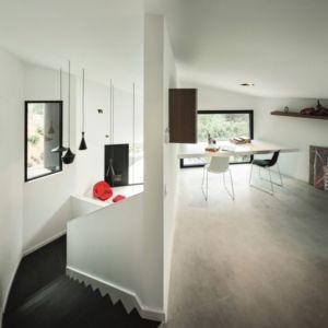 bureau - maison exclusive par Mirag Arquitectura i GestiO - Ametlla, Espagne