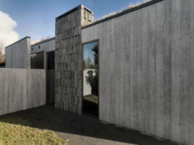 côté - Bakkaflöt 14 par Studio Granda - Islande