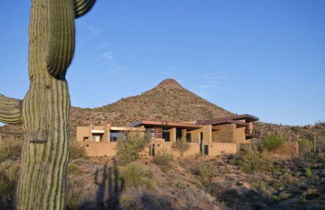 cactus ! - Sefcovic Residence par Tate Studio Architects - Usa