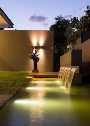 cascade - House Sar par Nico van der Meulen Architects - Johannesbourg, Afrique du Sud
