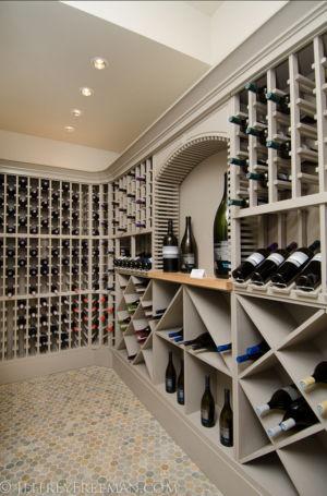 cave à vin - Maison typique par TTM Development company - Portland, Usa