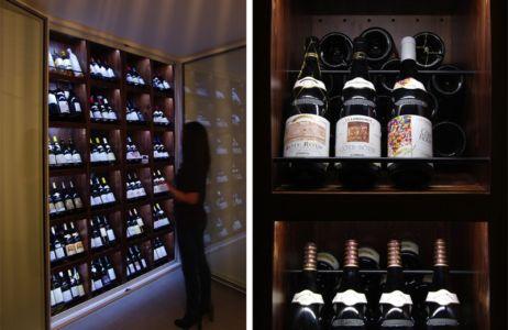 cave à vins - MLEL par Dank Architectes - France