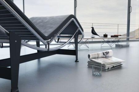 fauteuil design avec vue panoramique paysage - Roost House par Benoit Challand - Ecosse