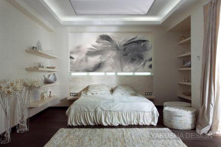 chambre 2 - House «Ecominimalizm». par Yakusha Design - Dnipropetrovsk, Ukraine